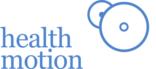 Health in Motion Fitness Retina Logo